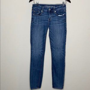 American Eagle Super Stretch Skinny Jeans Size 2